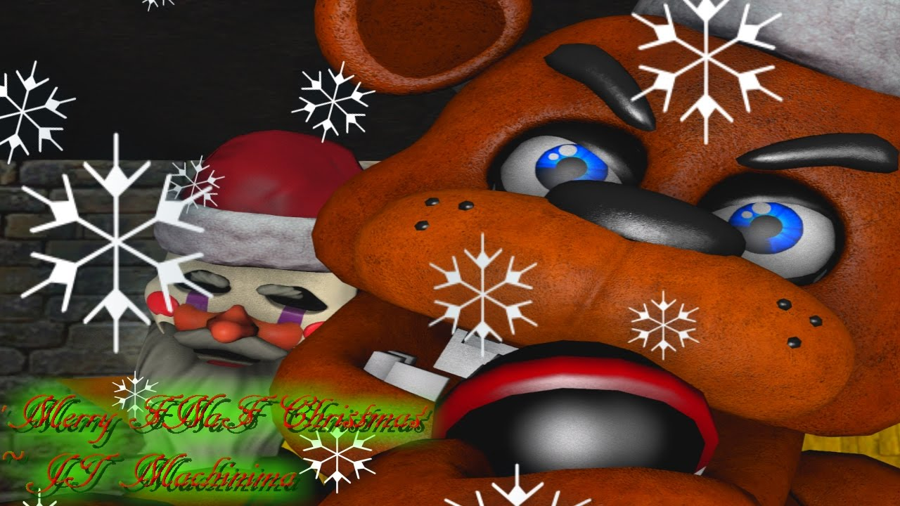 FNaF SFM} Merry FNaF Christmas: Song by JT Machinima - YouTube