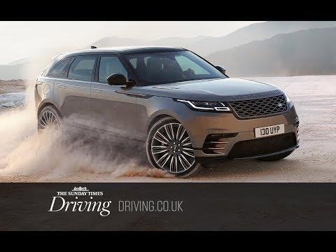 Range Rover Velar review:  bigger than an Evoque, smaller than a Range Rover, tough off road