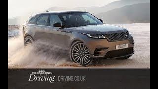 Range Rover Velar review:  bigger than an Evoque, smaller than a Range Rover, tough off road