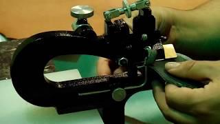 Rebajadora para piel / Leather splitter