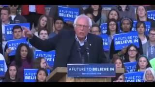 Bernie Sanders New Haven Connecticut Rally