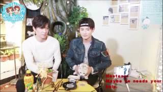 (ENG SUB) Part 2 1003 Shanghai Live Chat -Gao Taiyu X Huang JingXiang (A Round Trip To Love)