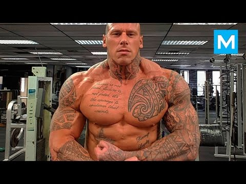 Gym Nightmare - Martyn Ford | Muscle Madness