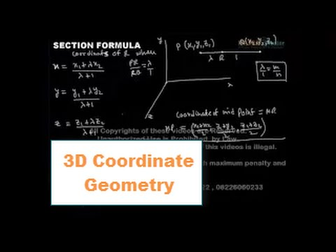 Where can I find quality lecture videos for calculus 3 w/ analytic geometry?