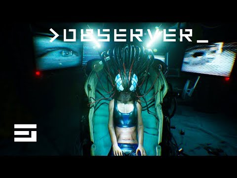 OBSERVER  | EPISODE 3-  OBSERVER PC -DETECTIVE GAME