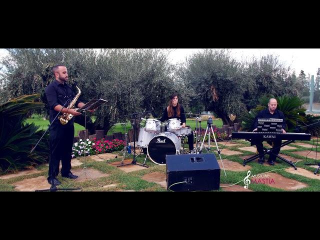 Grupo Jazz Para cocktail Finca Buenavista Musical Mastia Bodas Murcia