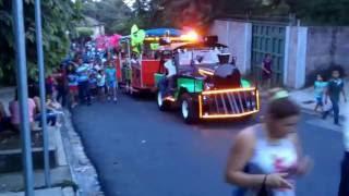 """Guaymango inicia sus Fiestas Patronales """" I """""""