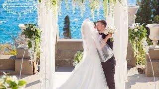 Свадьба в Крыму! Величественная свадьба во Дворце в Ялте.