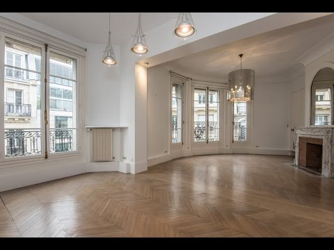 (Ref: 08035) 3-Bedroom unfurnished apartment on rue de Messine (Paris 8th)