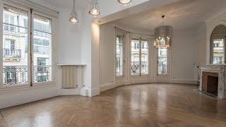 (Ref: 08035) 3-Bedroom unfurnished apartment on rue de Messine (Paris 8th)