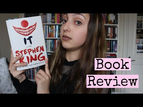 it by stephen king // book review