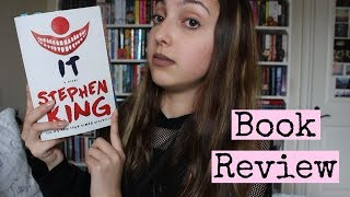 it by stephen king book review
