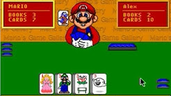 Mario's Game Gallery (1995) PC Playthrough - NintendoComplete