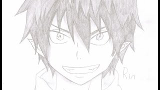 How I Draw: Rin Okumura
