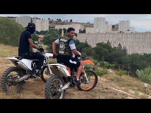 Dédou - La Castellane, Marseille  - By LMCDN - #FrenchRidersTour - 250SXF KTM