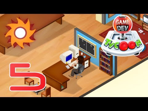 Game Dev Tycoon - Episode 5 ...A Bigger Office...  