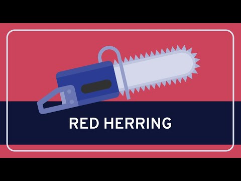 Red Herring - Critical Thinking Fallacies   WIRELESS PHILOSOPHY