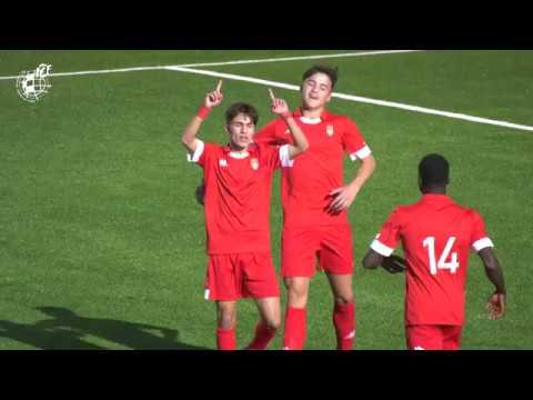 GOLES I Madrid 10 – 0 Ceuta 1ª Fase CNSA Masculino Sub'16 Temp. 2019-2020