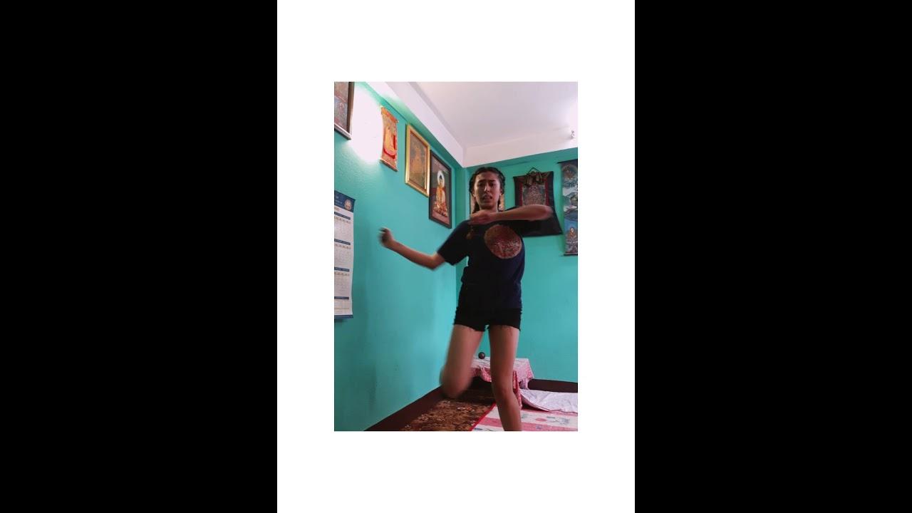 Dance   Saleena shrestha   Nepal