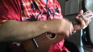 Lupin The 3rd - Ukulele & Kazoo Version