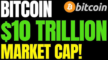 BITCOIN (BTC) FUND MANAGER: Crypto Could Soon Rally 4,000% To A $10 Trillion Market Cap