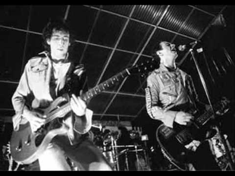 The Clash - Janie Jones (Live at Mont de...