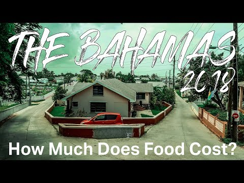 How Much Does Food Cost in The Bahamas? | The Matlacks in The Bahamas - Day 5