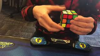 Derby City Cube Comp | 2x2 and 3x3 First Round