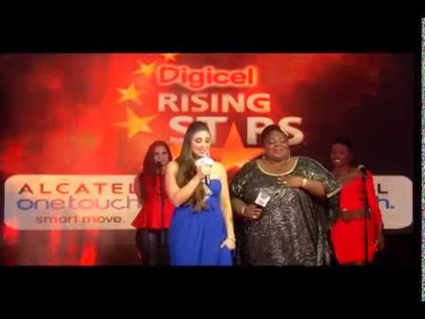 Digicel Rising Stars - Live Show Episode 8