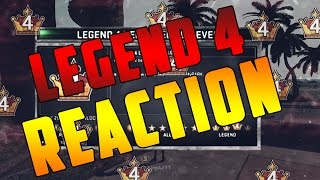I HIT LEGEND 4!!! LEGEND 4 REACTION | NBA 2K16