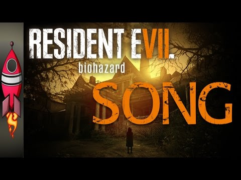 Resident Evil 7 Biohazard Song | So Evil | Rockit Gaming