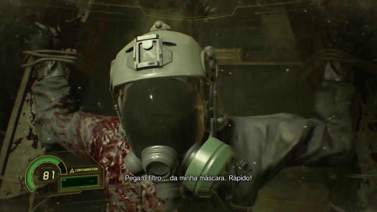 RESIDENT EVIL  7 NOT A HERO – GAMEPLAY O Inicio da DLC [Com o Chrie Redfield!]