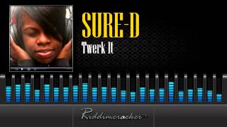 Sure-D - Twerk It [Soca 2014]