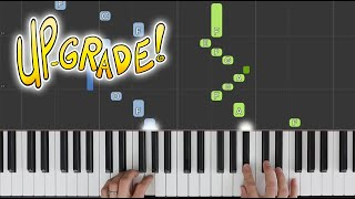 Tarantella / Up-Grade! Piano Grades 1-2 / Piano Keyboard Tutorial
