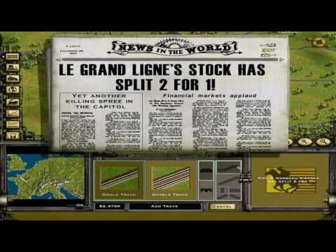 Railroad Tycoon 2 Platinum - 10 - Classic Campaign: Next Stop The 20th Century