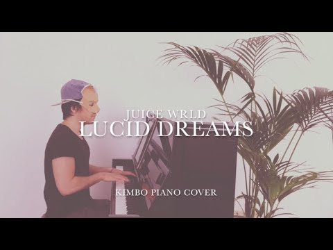 lucid dreams piano sheet music