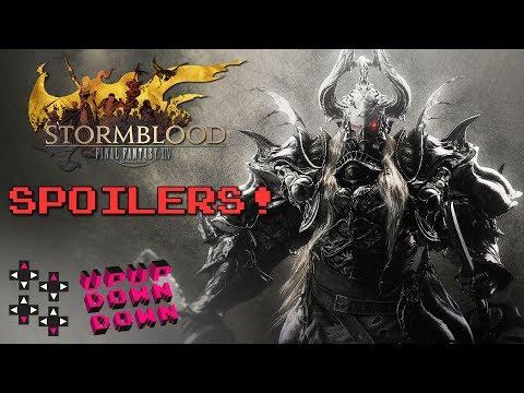 Free Codes for Final Fantasy Stormblood - UpUpDownDown Streams