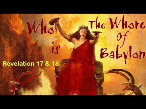 Who is THE WHORE OF BABYLON? - Paganism Personified (Apocalypse #38)