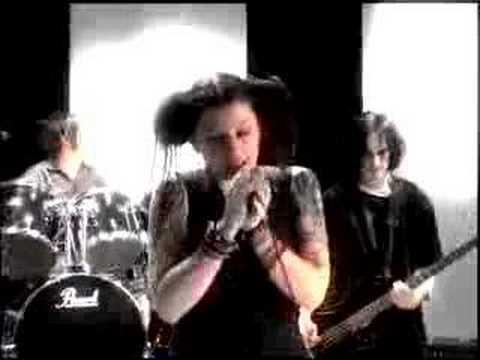 Клип The Birthday Massacre - Nevermind
