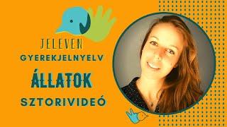 Jeleven online - SZTORIVIDEÓ 4 - Állatok