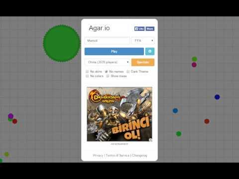 Agar.io \ Bölüm-1 / Konu - Hergün 2 Video Gelecek