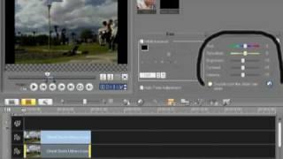 Film Look Effect on Corel Video Studio 12