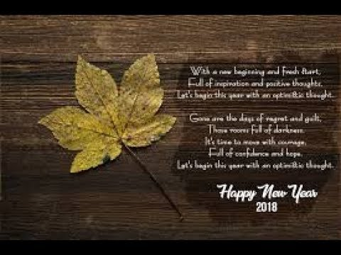 Exceptional #Best# Happy New Year Quotes 2018, Wishes, Message U0026 SMS 2018