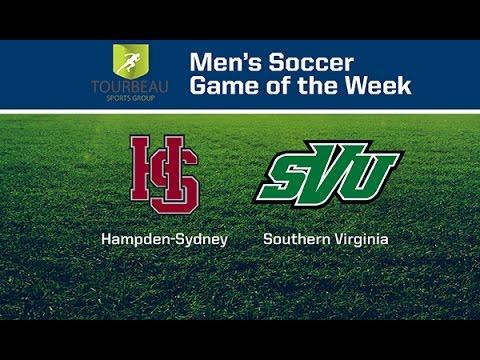 LIVESTREAM: Hampden Sydney vs. Southern Virginia - Fri, September 12 - 3pm EST