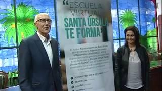 """Presentación de la Escuela Virtual """"Santa Úrsula te forma"""""""