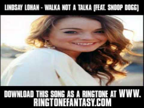 Клип Lindsay Lohan - Walka Not a Talka (feat. Snoop Dogg)