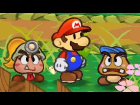 Paper Mario: TTYD - Other N64 Reunions