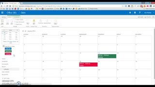 Color-Coding SharePoint 2010, 2013 or SharePoint Online Calendars