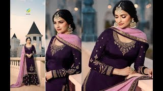 Latest Indian dresses Collection 2019 || Vinay Fashion || KASEESH-BENCHMARK