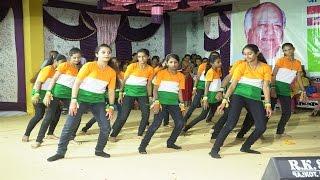EK TERA NAAM SACHA  by  M.V.GHELANI KANYA VIDYALAY STUDENTS, #SOORTAAL, ABCD 2 DANCE